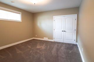Photo 37: 238 AMBLESIDE Drive in Edmonton: Zone 56 House Half Duplex for sale : MLS®# E4183811