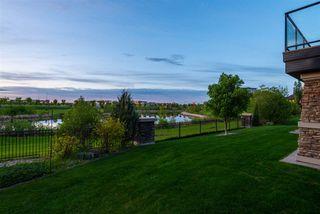 Photo 44: 238 AMBLESIDE Drive in Edmonton: Zone 56 House Half Duplex for sale : MLS®# E4183811