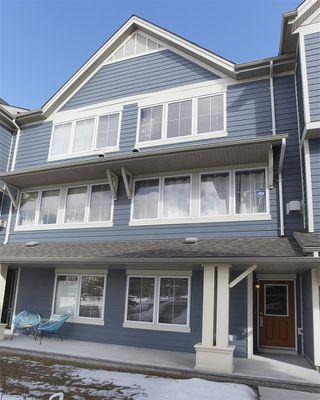 Photo 1: 30 603 WATT Boulevard in Edmonton: Zone 53 Townhouse for sale : MLS®# E4193944