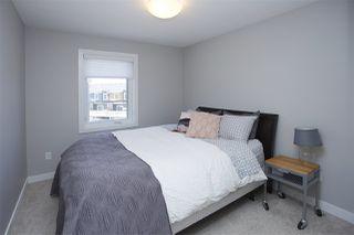 Photo 24: 17 1480 WATT Drive in Edmonton: Zone 53 Townhouse for sale : MLS®# E4194580