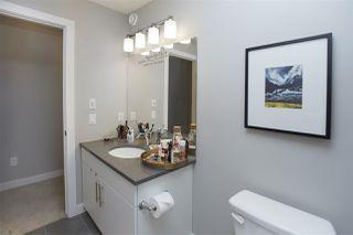 Photo 21: 17 1480 WATT Drive in Edmonton: Zone 53 Townhouse for sale : MLS®# E4194580