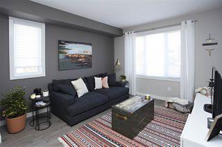 Photo 3: 17 1480 WATT Drive in Edmonton: Zone 53 Townhouse for sale : MLS®# E4194580