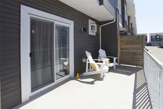 Photo 14: 17 1480 WATT Drive in Edmonton: Zone 53 Townhouse for sale : MLS®# E4194580