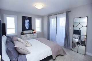 Photo 19: 17 1480 WATT Drive in Edmonton: Zone 53 Townhouse for sale : MLS®# E4194580