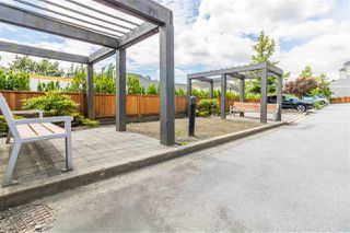 "Photo 23: 101 1418 CARTIER Avenue in Coquitlam: Maillardville Townhouse for sale in ""CARTIER PLACE"" : MLS®# R2477824"