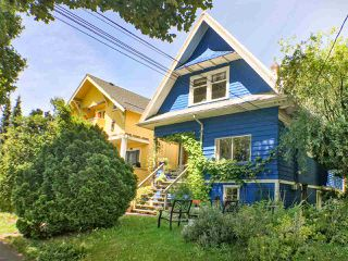 Photo 1: 809 E 24TH Avenue in Vancouver: Fraser VE House for sale (Vancouver East)  : MLS®# R2482539