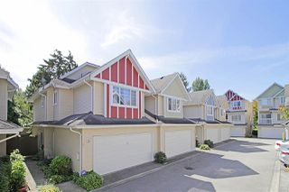 Main Photo: 20 4711 BLAIR Drive in Richmond: West Cambie Townhouse for sale : MLS®# R2492159