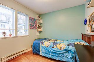 "Photo 13: 120 217 BEGIN Street in Coquitlam: Maillardville Townhouse for sale in ""PLACE FOUNTAINBLEAU"" : MLS®# R2511340"