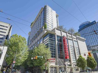 "Main Photo: 1313 938 SMITHE Street in Vancouver: Downtown VW Condo for sale in ""Electric Avenue"" (Vancouver West)  : MLS®# R2530288"