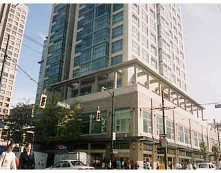 "Photo 1: 1010 438 SEYMOUR Street in Vancouver: Downtown VW Condo for sale in ""CONFERENCE PLAZA"" (Vancouver West)  : MLS®# V810874"