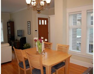 """Photo 5: 166 W 14TH Avenue in Vancouver: Mount Pleasant VW Townhouse for sale in """"HALLHAUS"""" (Vancouver West)  : MLS®# V811944"""