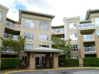 "Photo 1: 102 2559 PARKVIEW Lane in Port Coquitlam: Central Pt Coquitlam Condo for sale in ""The Crescent"" : MLS®# V834776"