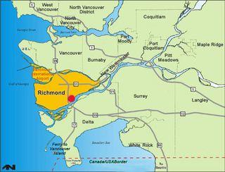 "Photo 12: 102 14100 RIVERPORT Way in Richmond: East Richmond Condo for sale in ""WATERSTONE PIER"" : MLS®# V846294"