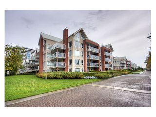 "Photo 2: 201 1230 QUAYSIDE Drive in New Westminster: Quay Condo for sale in ""TIFFANY SHORES"" : MLS®# V854613"