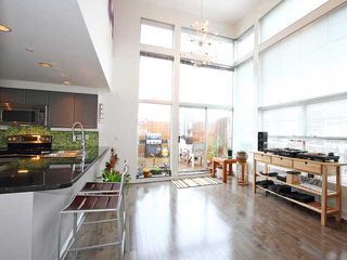 "Photo 1: 6 2088 W 11TH Avenue in Vancouver: Kitsilano Condo for sale in ""LOFTS IN KITS"" (Vancouver West)  : MLS®# V866328"
