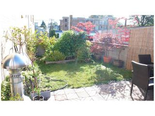 "Photo 10: 6 2088 W 11TH Avenue in Vancouver: Kitsilano Condo for sale in ""LOFTS IN KITS"" (Vancouver West)  : MLS®# V866328"