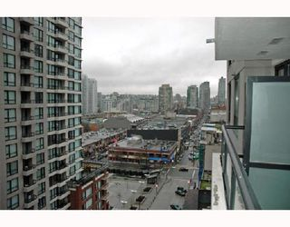 Photo 7: 1207 928 HOMER Street in Vancouver: Downtown VW Condo for sale (Vancouver West)  : MLS®# V723773