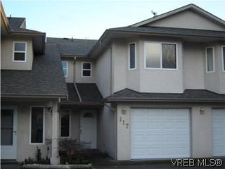 Photo 1: 117 793 Meaford Ave in VICTORIA: La Langford Proper Row/Townhouse for sale (Langford)  : MLS®# 495865