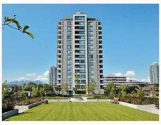 "Photo 1: 501 4182 DAWSON Street in Burnaby: Brentwood Park Condo for sale in ""TANDEM 3"" (Burnaby North)  : MLS®# V757253"