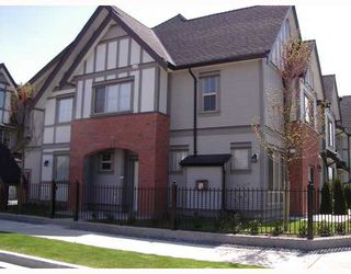 """Main Photo: 5 9688 KEEFER Avenue in Richmond: McLennan North Townhouse for sale in """"CHELSEA ESTATES"""" : MLS®# V766232"""