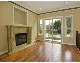 Photo 1: 5821 WOODSWORTH Street in Burnaby: Central BN House 1/2 Duplex for sale (Burnaby North)  : MLS®# V772364