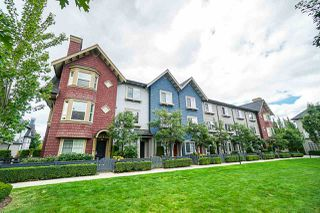 """Main Photo: 13 6450 187 Street in Surrey: Cloverdale BC Townhouse for sale in """"HILLCREST"""" (Cloverdale)  : MLS®# R2398633"""