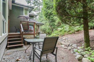 "Photo 19: 7 181 RAVINE Drive in Port Moody: Heritage Mountain Townhouse for sale in ""VIEWPOINT"" : MLS®# R2402769"