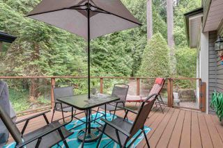 "Photo 17: 7 181 RAVINE Drive in Port Moody: Heritage Mountain Townhouse for sale in ""VIEWPOINT"" : MLS®# R2402769"