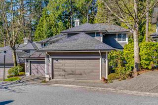 "Main Photo: 7 181 RAVINE Drive in Port Moody: Heritage Mountain Townhouse for sale in ""VIEWPOINT"" : MLS®# R2402769"