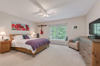 "Photo 11: 7 181 RAVINE Drive in Port Moody: Heritage Mountain Townhouse for sale in ""VIEWPOINT"" : MLS®# R2402769"