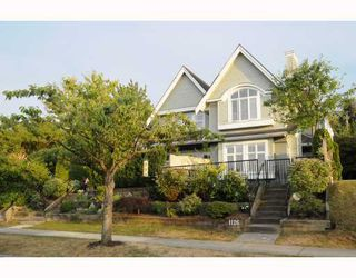 Main Photo: 1126 E 16TH Avenue in Vancouver: Knight House 1/2 Duplex for sale (Vancouver East)  : MLS®# V780339