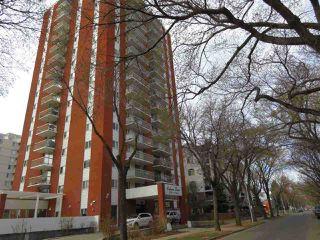 Main Photo: 1106 10150 117 Street in Edmonton: Zone 12 Condo for sale : MLS®# E4178584