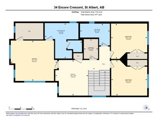 Photo 28: 34 ENCORE Crescent: St. Albert House for sale : MLS®# E4179089