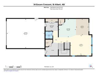 Photo 27: 34 ENCORE Crescent: St. Albert House for sale : MLS®# E4179089