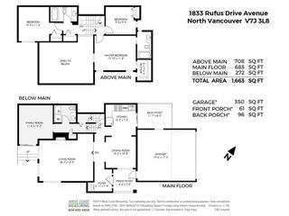 Photo 20: 1833 RUFUS Drive in North Vancouver: Westlynn House for sale : MLS®# R2418220