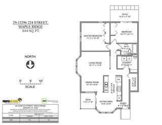 """Photo 20: 29 12296 224 Street in Maple Ridge: East Central Townhouse for sale in """"THE COLONIAL"""" : MLS®# R2432435"""
