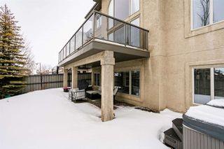 Photo 40: 2322 MARTELL Lane in Edmonton: Zone 14 House for sale : MLS®# E4188809