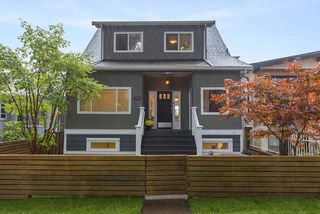"""Main Photo: 2116 E 7TH Avenue in Vancouver: Grandview Woodland House for sale in """"COMMERCIAL DRIVE"""" (Vancouver East)  : MLS®# R2502890"""
