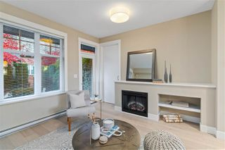 Photo 3: 5591 WILLOW Street in Vancouver: Cambie Townhouse for sale (Vancouver West)  : MLS®# R2516384