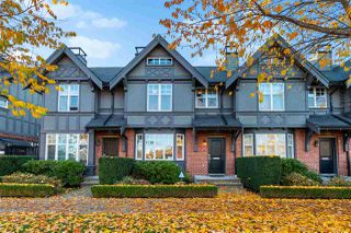 Main Photo: 5591 WILLOW Street in Vancouver: Cambie Townhouse for sale (Vancouver West)  : MLS®# R2516384