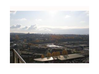 """Photo 2: 2603 2355 MADISON Avenue in Burnaby: Brentwood Park Condo for sale in """"OMA 1"""" (Burnaby North)  : MLS®# V832301"""
