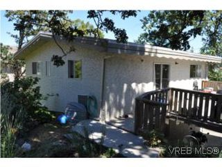 Photo 2: 1026 Greenridge Cres in VICTORIA: SE Quadra House for sale (Saanich East)  : MLS®# 546898