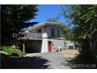 Photo 1: 1026 Greenridge Crescent in VICTORIA: SE Quadra Single Family Detached for sale (Saanich East)  : MLS®# 282164