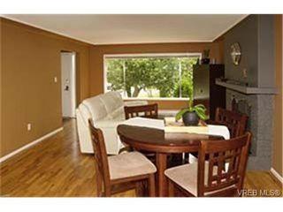 Photo 3: 1575 Sonria Place in VICTORIA: SE Cedar Hill Strata Duplex Unit for sale (Saanich East)  : MLS®# 232951
