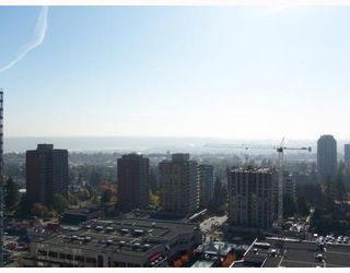 "Photo 3: 2307 7108 COLLIER Street in Burnaby: Highgate Condo for sale in ""ARCADIA WEST"" (Burnaby South)  : MLS®# V750594"