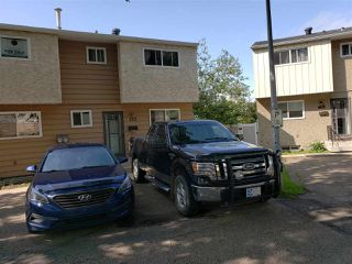 Photo 1: 133 HABITAT Crescent in Edmonton: Zone 35 Townhouse for sale : MLS®# E4169401