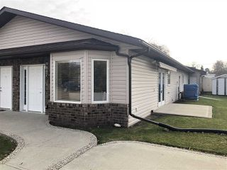 Photo 1: 9807 106 Street: Westlock House Half Duplex for sale : MLS®# E4176772