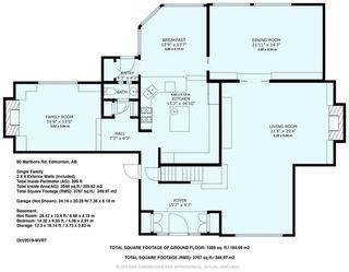 Photo 49: 60 MARLBORO Road in Edmonton: Zone 16 House for sale : MLS®# E4176902