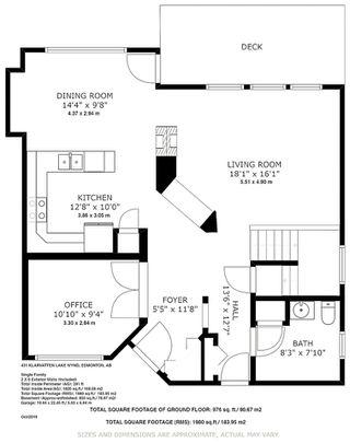 Photo 41: 431 KLARVATTEN LAKE WYND Wynd in Edmonton: Zone 28 House for sale : MLS®# E4178109