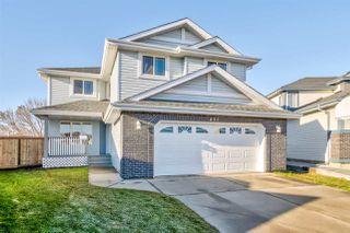 Photo 1: 431 KLARVATTEN LAKE WYND Wynd in Edmonton: Zone 28 House for sale : MLS®# E4178109